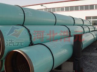 External corrosion protection of steel pipe FBE (single, double)